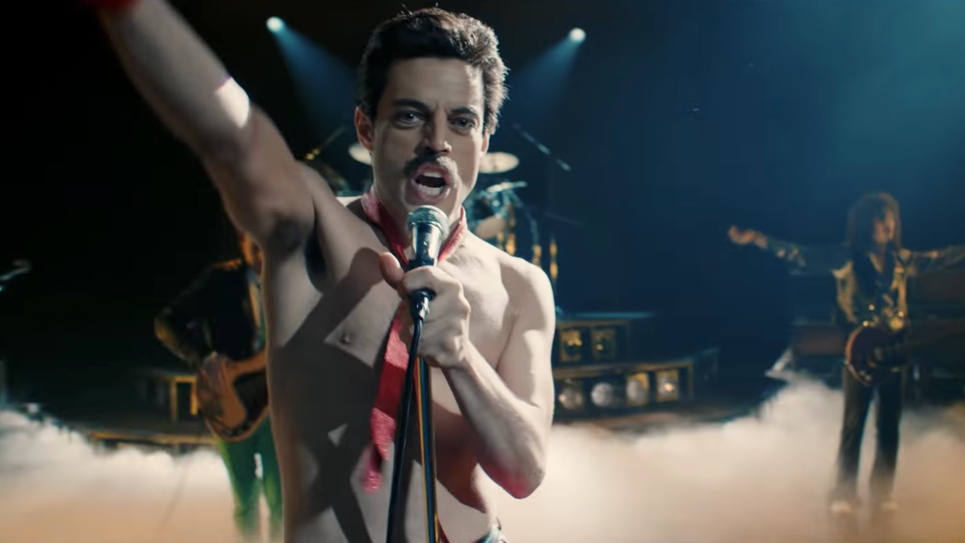 Filmtips december, review van Bohemian rhapsody!