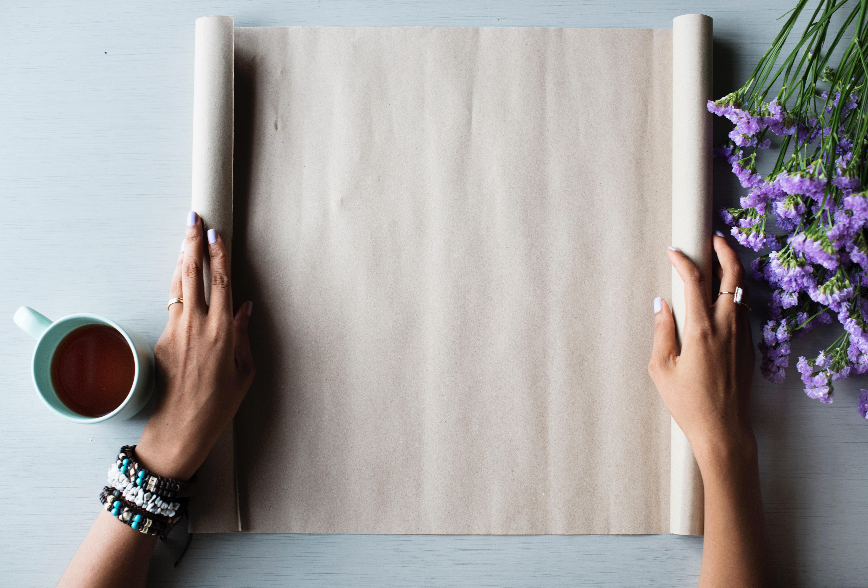 Papier om te tekenen