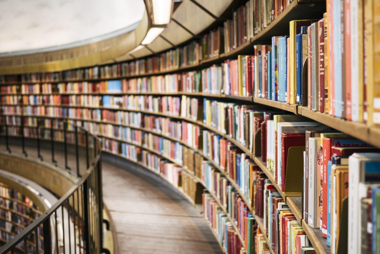 Goede voornemens: Boeken lezen