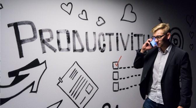 productiviteitstips! Tips om productiever te worden